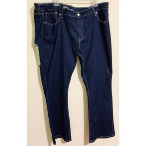 Levi's Womens Size 26W Short Plus Totally Shaping